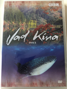 Wild China 2. DVD 2008 Vad Kína 2. DVD / BBC Nature Documentary Series / Narrated by Bernard Hill, David Suzuki / Executive producer: Brian Leith (5996473004667)