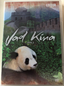 Wild China 3. DVD 2008 Vad Kína 3. DVD / BBC Nature Documentary Series / Narrated by Bernard Hill, David Suzuki / Executive producer: Brian Leith (5996473004872)