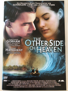 The Other Side of Heaven DVD 2001 German Edition / Directed by Mitch Davis / Starring: Christopher Gorham, Anne Hathaway, Joseph Folau, Nathaniel Lees (4260118672483)