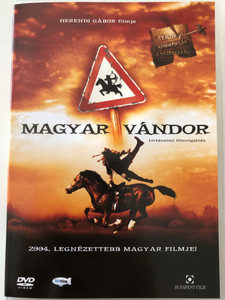 Magyar Vándor 2004 DVD / Directed by Herendi Gábor / Starring: Gesztesi Károly, Gyuriska János, Greifenstein János, Seress Zoltán, Szabó Győző, Szervét Tibor, Hajdu Steve / Hungarian Historical Comedy (5999544250116)
