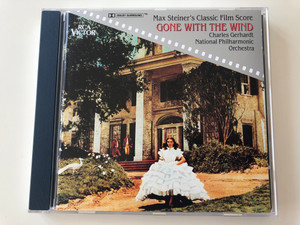 Max Stainer's Classic Film Score / Gone With The Wind - Charles Gerhardt, National Philharmonic Orchestra / BMG Music Audio CD 1974 / GD80452