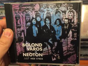 Bolond Város - Neoton / Mega Audio CD / HCD 17422