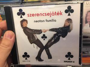 Szerencsejáték - Neoton Família / Hungaroton Audio CD / HCD 17719