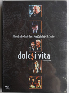 Free Money DVD 1998 Dolcsi vita / Directed by Yves Simoneau / Starring: Marlon Brando, Charlie Sheen, Donald Sutherland, Mira Sorvino (5999010450965)