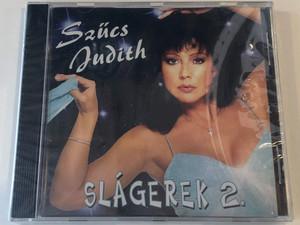 Szűcs Judith – Slágerek 2. / SZJ Kiadó Audio CD / 5998498244264