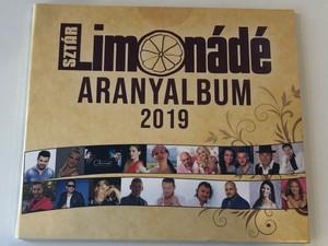 Sztár Limonádé - Aranyalbum 2019 / Trimedio 2x Audio CD 2019 / LR036