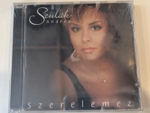 Szulák Andrea – Szerelemez / BMG Ariola Hungary Audio CD 2000 / 74321 758812