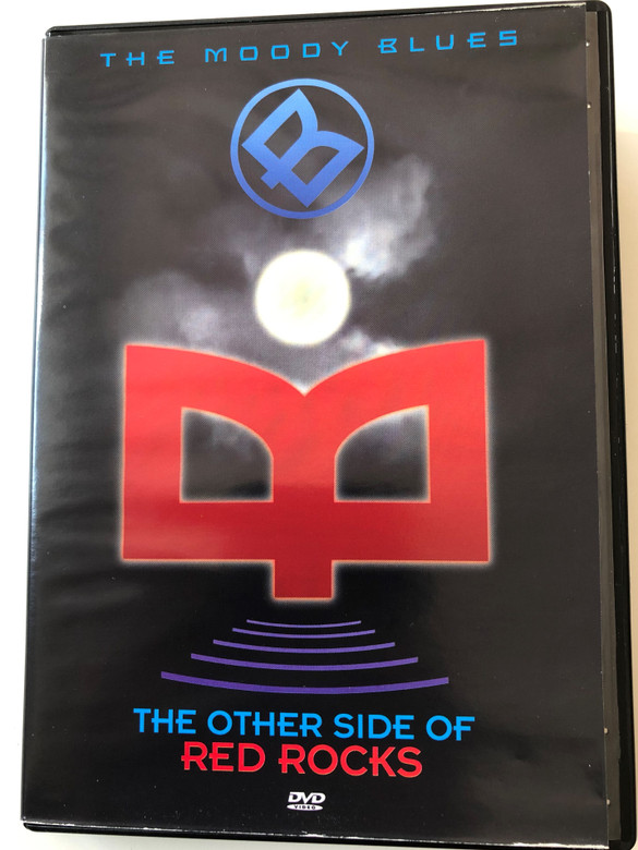 The Moody Blues - The other side of the Red Rocks DVD 2000 / Ray Thomas, Justin Hayward, John Lodge, Graeme Edge / Special Collectors Edition DVD (5032771002001)