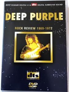 Deep Purple - Rock Review 1969-1972 DVD 2004 / Ragnarock Ltd. / Speed king, Wring that Neck, Child in Time, Strange Kind of Woman, Lazy (5060071500767)