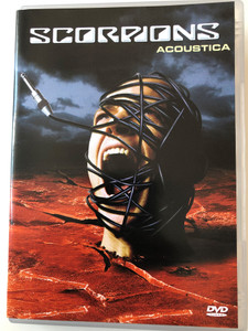 Scorpions - Acoustica DVD 2001 / The Zoo, Life is too Short, Dust in the Wind, Wind of Change, Drive / Warner Music Vision / Special Features: Making of, Interviews (685738816729)