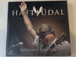 Hattyúdal - Szörényi Levente - Szólókoncertje / Hammer Records 2x Audio CD 2015 / 5999505138804