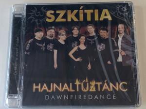 Szkítia – Hajnaltűztánc - Downfiredance / Periferic Records Audio CD 2010 / BGCD 208