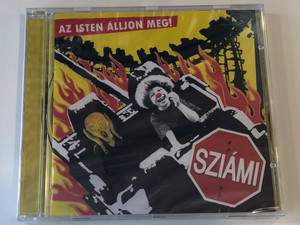 Az Isten Álljon Meg! - Sziámi / CLS Audio CD 2007 / 5999542211324