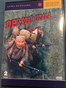 Dersu Uzala 2x DVD 1975 Derszu Uzala / Directed by Akira Kurosawa / Starring: Maxim Munzuk, Yury Solomin, Svetlana Danicenko, Vladimir Kremena Aleksandr Piatkov (5996357333166)