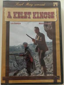 Durchs wilde Kurdistan DVD 1965 A kelet kincse (A vad Kurdisztánon át) / Directed by Franz Josef Gottlieb / Starring: Lex Barker, Ralf Wolter, Đorđe Nenadović, Gustavo Rojo, Marie Versini (5996473001147)