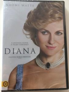 Diana DVD 2014 Lady Diana - A legenda sosem a teljes történet / Directed by Oliver Hirschbiegel / Starring: Naomi Watts, Naveen Andrews (5996514016710)