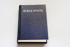 Czech Bible KAV / 053 / Bible Svata Aneb Vsecka Svata Pisma Stareho I Noveho ...
