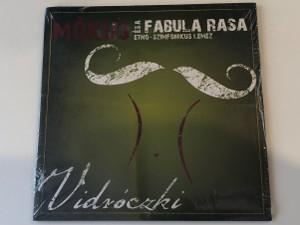 Mókus És A Fabula Rasa – Vidróczki / Gryllus Audio CD 2016 / GCD 168