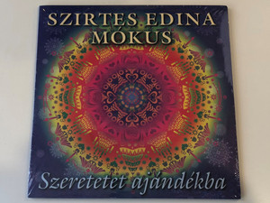Szirtes Edina Mokus - Szeretetet ajandekba / Gryllus Audio CD 2014 / GCD 149