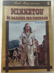 Winnetou und Sein Freund Old Firehand DVD 1966 Winnetou és Barátja old firehand (Winnetou and Old Firehand) / Directed by Alfred Vohrer / Starring: Pierre Brice, Rod Cameron, Marie Versini (5999883047972)