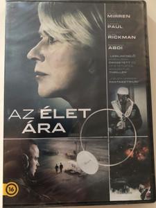 Eye in the sky DVD 2015 Az élet ára / Directed by Gavin Hood / Starring: Helen Mirren, Aaron Paul, Alan Rickman, Barkhad Abdi (5996514024463)