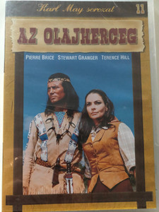 Der Ölprinz DVD 1965 The Oil Prince (Az olajherceg) / Directed by Harald Philipp / Starring: Stewart Granger, Pierre Brice, Harald Leipnitz, Macha Méril (5996473001116)