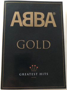 ABBA Gold - Greatest hits DVD 2003 / Dancing Queen, Mama Mia, The Winner takes is all, One of us, Waterloo / Bonus Documentary / Polar Music - Universal (602498099902)