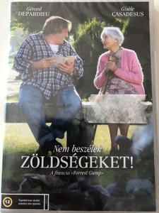 La tete en friche DVD 2010 Nem beszélek zöldségeket! (My Afternoons with Margueritte) / Directed by Jean Becker / Starring: Gérard Depardieu, Gisèle Casadesus (5996357345350)