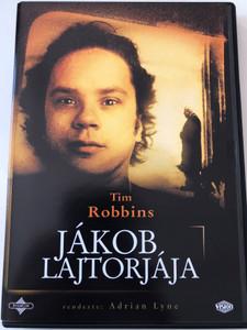Jacob's Ladder DVD 1990 Jákob lajtorjája / Directed by Adrian Lyne / Starring: Tim Robbins, Elizabeth Peña, Danny Aiello (5996255714678)