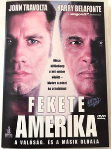 White Man's Burden DVD 1995 Fekete Amerika / Directed by Desmond Nakano / Starring: John Travolta, Harry Belafonte, Tom Bower, Margaret Avery (5999881066135)