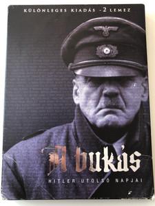 Der Untergang DVD 2004 A bukás - Hitler utolsó napjai (Downfall) / Directed by Oliver Hirschbiegel / Starring: Bruno Ganz, Alexandra Maria Lara, Corinna Harfouch, Ulrich Matthes / Különleges kiadás - 2 Lemez (5998133159144)