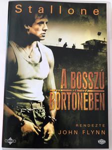 Lock up DVD 1989 A Bosszú börtönében / Directed by John Flynn / Starring: Sylvester Stallone, Donald Sutherland, John Amos, Darlanne Fluegel (5996255719031)