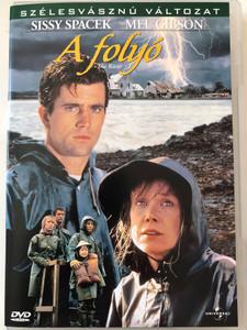The River DVD 1984 A folyó / Directed by Mark Rydell / Starring: Sissy Spacek, Mel Gibson, Scott Glenn (5996255706277)