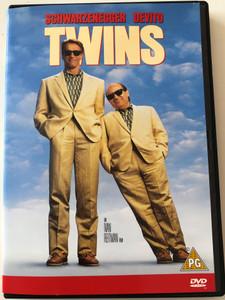 Twins DVD 1988 / Directed by Ivan Reitman / Starring: Arnold Schwarzenegger, Danny Devito (5035822000445)