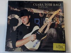 Csaba Toth Bagi – Aved Ivenda / Feat. Al Di Meola, Dave Wecki / Enja Records Audio CD 2011 / ENJ-9579 2