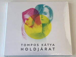 Tompos Kátya ‎– Holdjárat / Tom-Tom Records ‎Audio CD 2017 / TTCD 268