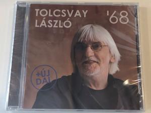 Tolcsvay László – '68 / GrundRecords Audio CD 2018 / GR108