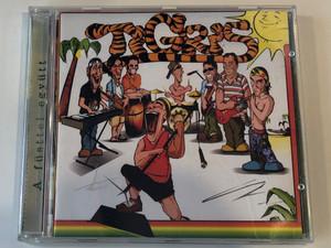 Tigris – A Füsttel Együtt / Crossroads Records Audio CD 2004 / CRCD 062-2