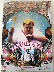 Taxidermia DVD 2005 / Directed by György Pálfi / Starring: Csaba Czene, Gergely Trócsányi, Piroska Molnár, Adél Stanczel (5999544253179)