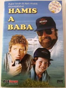 Hamis a baba DVD 1991 Fake doll / Directed by Bujtor István / Starring: Bujtor István, Kern András, Sörös Sándor, Kozák László (5996051435371)