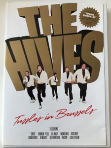 The Hives DVD Tussles In Brussels 2005 / Directed by Karl Haglund & Gustav Dejert / Live Concert, Documentary, Bonus videos / Universal (602498746837)