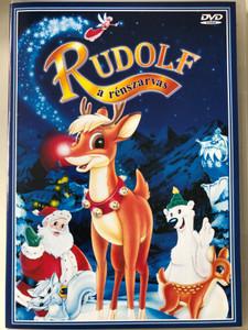 Rudolph The Red-Nose Reindeer DVD 1998 Rudolf a rénszarvas / Directed by Bill Kowalchuk / Starring: Eric Pospisil, Kathleen Barr, John Goodman (5999551921023)