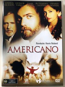 Americano DVD 2005 / Directed by Kevin Noland / Starring: Joshua Jackson, Leonor Varela, Timm Sharp, Ruthanna Hopper (5999544155169)