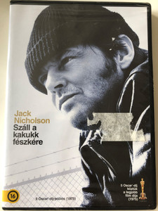 Száll a kakukk fészkére DVD 1975 One Flew over the cuckoo's nest / Directed by Miloš Forman / Starring: Jack Nicholson. Louise Fletcher, William Redfield (5996514003161)