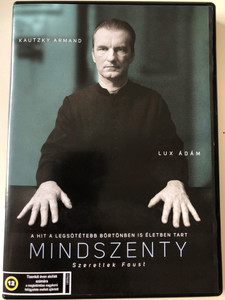 Mindszenty DVD 2010 Szeretlek Faust / Directed by Pozsgai Zsolt / Starring: Lux Ádám, Kautzky Armand, Fazekas Zsuzsanna (5996357345329)