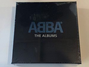 ABBA ‎– The Albums / Polar Box Set 9x Audio CD 2008 / 060251774852