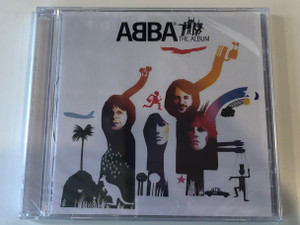 ABBA ‎– The Album / Polar ‎Audio CD 2001 Stereo & Mono / 549 954-2