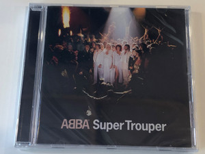 ABBA ‎– Super Trouper / Polar ‎Audio CD 2001 / 549 956-2