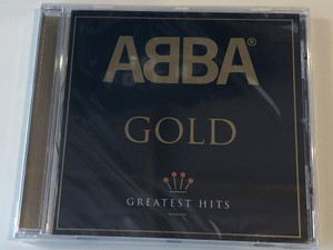 ABBA ‎– Gold (Greatest Hits) / Polar Audio CD 2008 / 060251724732