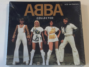 ABBA ‎– Collected (3CD 50 TRACKS) / Universal Music ‎3x Audio CD 2011 / 533 377-7